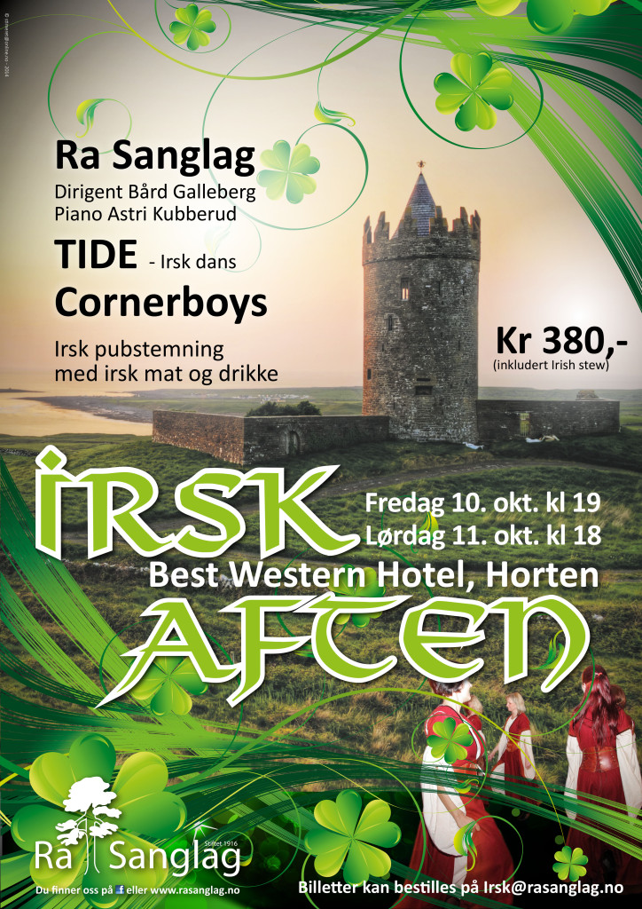 2014 Irsk aftenNY 2