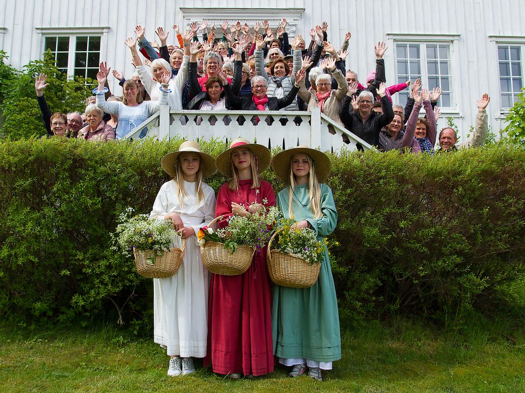 Ra Hals Kjøsterudgården