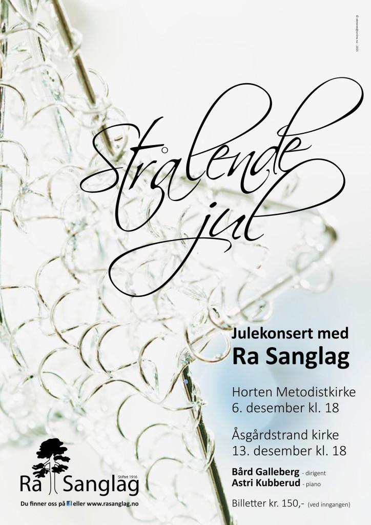 Julekonsert 2015 Ra